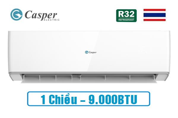 Casper LC-09TL32, Điều hòa Casper 9000 BTU 1 chiều gas R32