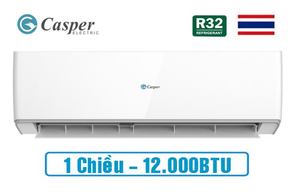 Casper LC-12TL32, Điều hòa Casper 12000 BTU 1 chiều gas R32
