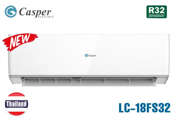 Casper LC-18FS32, Điều hòa Casper 18000 BTU 1 chiều [2021]