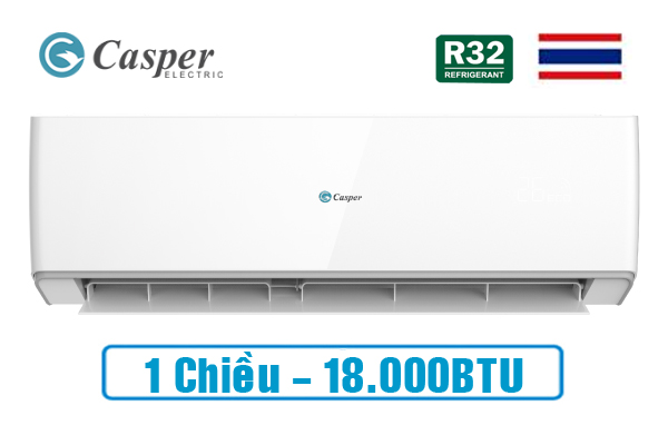 Casper LC-18TL32, Điều hòa Casper 18000BTU 1 chiều gas R32