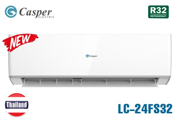 Casper LC-24FS32, Điều hòa Casper 24000 BTU 1 chiều [2021]