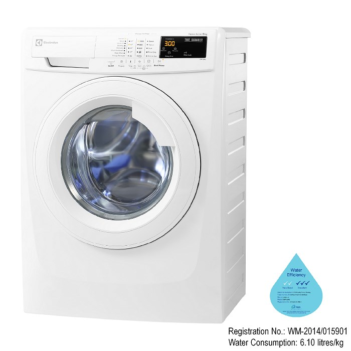 Máy giặt Electrolux 8Kg EWF10843