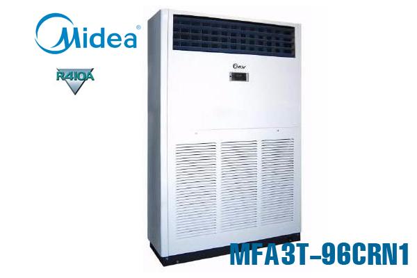 Midea MFA3T-96CRN1, Điều hòa tủ đứng đặt sàn Midea 96000BTU