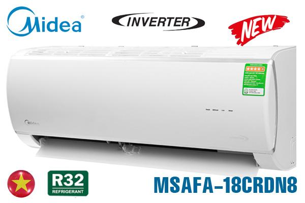 MSAFA-18CRDN8, Điều hòa Midea 18000 BTU inverter 1 chiều