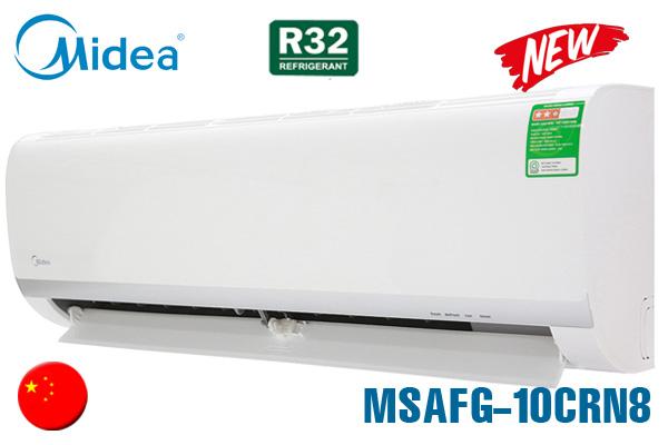 MSAFG-10CRN8, Điều hòa Midea 9000 BTU 1 chiều [Trung Quốc]