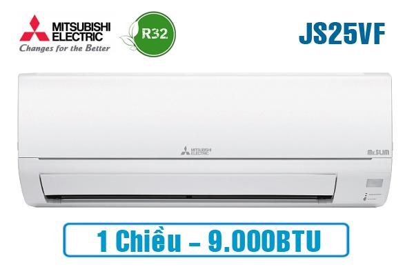 MS-JS25VF, Điều hòa Mitsubishi electric 9000BTU 1 chiều