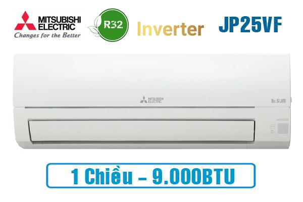 MSY-JP25VF, Điều hòa Mitsubishi Electric 9000BTU 1 chiều inverter