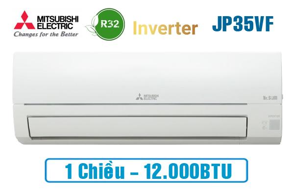Điều hòa Mitsubishi Electric MSY-JP35VF 12000BTU 1 chiều inverter