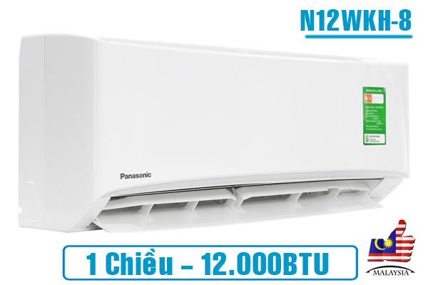 Panasonic N12WKH-8, Điều hòa Panasonic 1 chiều 12000BTU