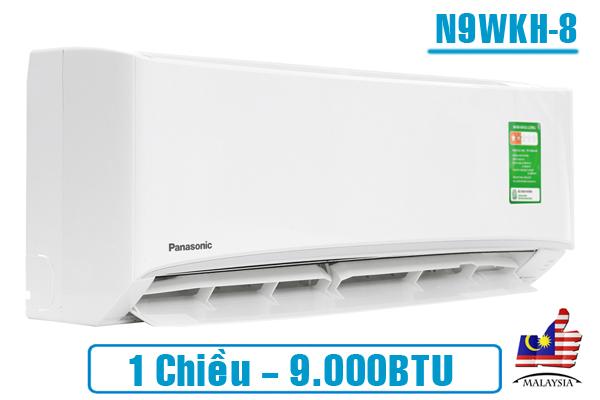 Panasonic N9WKH-8, Điều hòa Panasonic 1 chiều 9000BTU