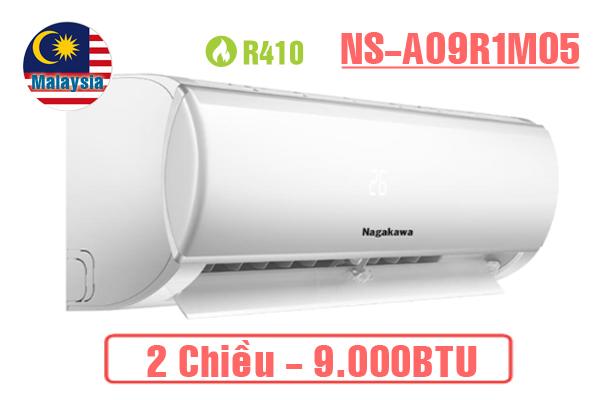 Nagakawa NS-A09R1M05, Điều hòa Nagakawa 9000BTU 2 chiều
