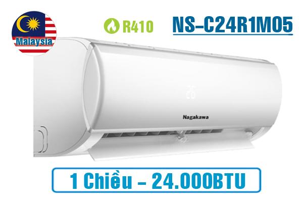 Nagakawa NS-C24R1M05, Điều hòa Nagakawa 24000BTU 1 chiều