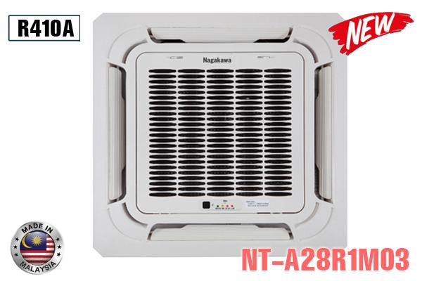NT-A28R1M03, Điều hòa âm trần Nagakawa 2 chiều 28000BTU