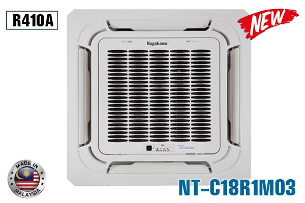 NT-C18R1M03, Điều hòa âm trần Nagakawa 18000BTU 1 chiều