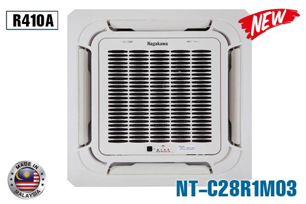NT-C28R1M03, Điều hòa âm trần Nagakawa 28000BTU 1 chiều