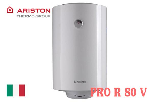 Ariston PRO R 80 V, Bình nóng lạnh Ariston 80 lít đứng
