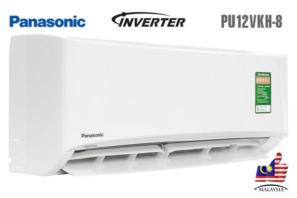 Panasonic PU12VKH-8, Điều hòa Panasonic 1 chiều 12.000BTU inverter