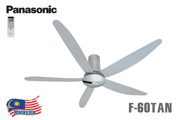 Quạt trần Panasonic F-60TAN 5 cánh tốt nhất