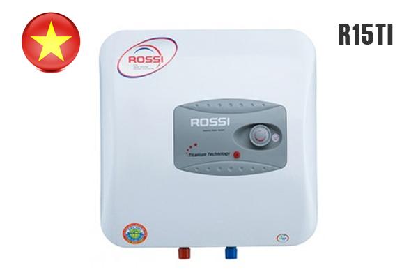 Rossi R15TI, Bình nóng lạnh Rossi 15 lít