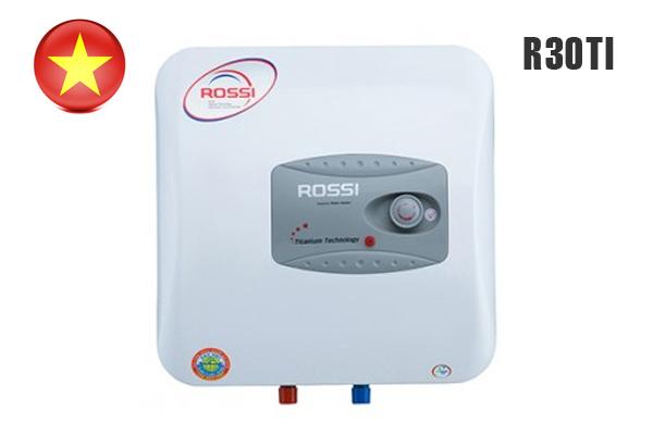 Rossi R30TI, Bình nóng lạnh Rossi 30 lít