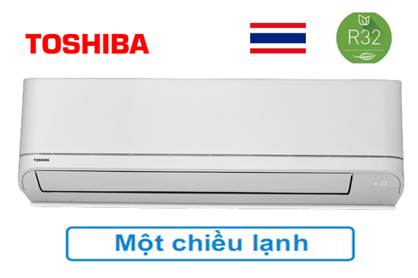 Toshiba RAS-H18U2KSG, Điều hòa Toshiba 1 chiều 18000BTU