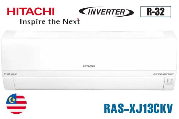 Hitachi RAS-XJ13CKV, Điều hòa Hitachi inverter 12000BTU 1 chiều