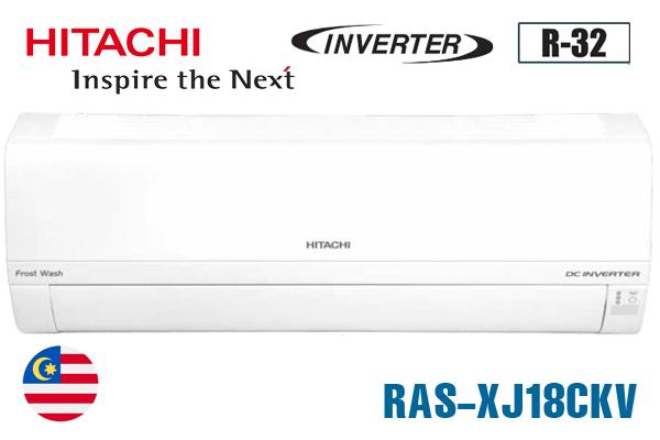 Hitachi RAS-XJ18CKV, Điều hòa Hitachi inverter 18000BTU 1 chiều