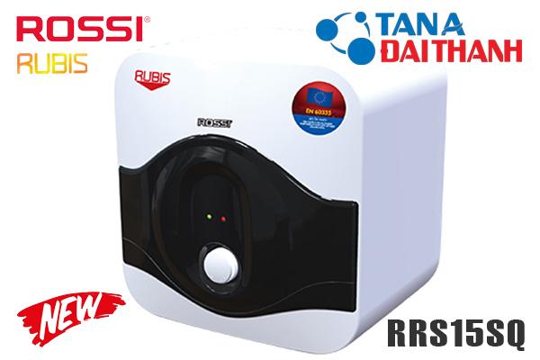 Bình nóng lạnh Rossi 15 lít vuông RRS15SQ giá rẻ 2021