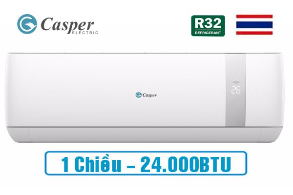 Casper SC-24TL32, Điều hòa Casper 24000BTU 1 chiều gas R32
