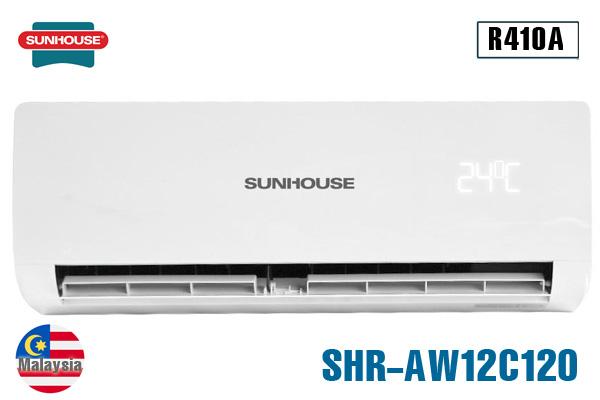 Sunhouse SHR-AW12C120, Điều hòa Sunhouse 12000 BTU 1 chiều