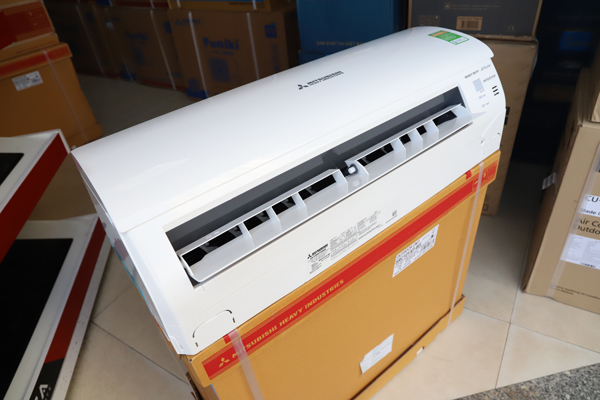 Mitsubishi Heavy SRK10YXP-W5, Điều hòa 9000BTU 1 chiều Inverter