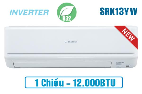 Điều hòa Mitsubishi Heavy SRK13YW-W5 12000BTU inverter 1 chiều