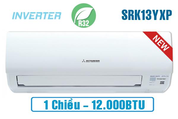 Mitsubishi Heavy SRK13YXP-W5, Điều hòa 12000BTU 1 chiều Inverter