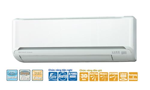 Điều hòa Multi Mitsubishi Heavy SRK50ZS-S dàn lạnh treo tường
