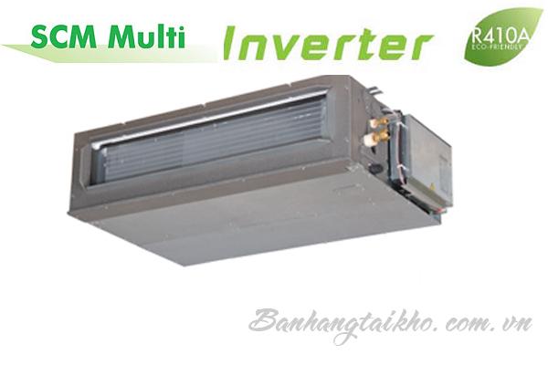Điều hòa multi Mitsubishi Heavy SRR50ZM-S âm trần nối ống gió