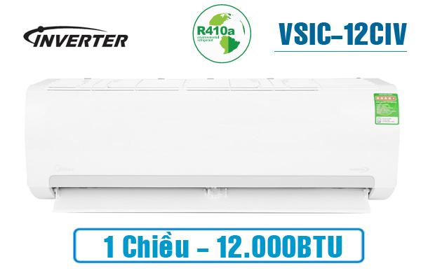 MDV VSIC-12CIV, Điều hòa MDV 12000BTU inverter 1 chiều
