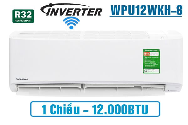 Panasonic WPU12WKH-8M, Điều hòa Panasonic 12000 BTU 1 chiều wifi