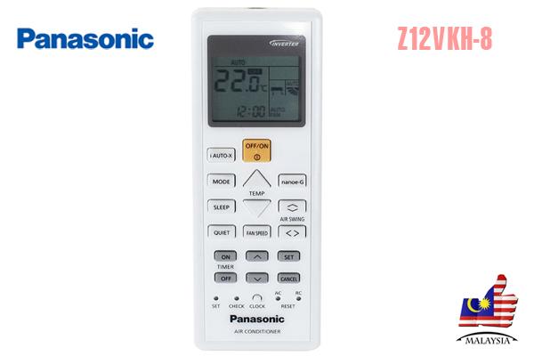 Panasonic Z12VKH-8, Điều hòa Panasonic 2 chiều inverter 12000BTU