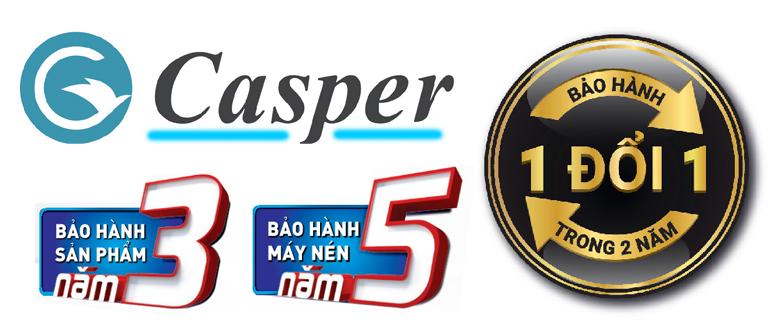 Điều hòa Casper 24000BTU inverter GC-24TL32