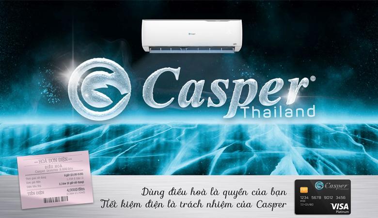 Điều hòa Casper 18000BTU inverter GC-18TL32