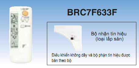 Điều Hòa Catset Daikin 13000BTU 1 Chiều FCNQ13MV1/RNQ13MV1