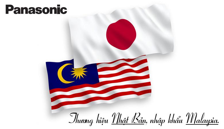 Điều hòa Panasonic chính hãng thương hiệu Nhật Bản, nhập khẩu Malaysia
